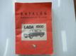 Katalóg náhradných dielov Lada - 1500