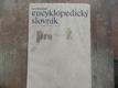 Ilustrovaný encyklopedický slovník. III