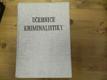 Učebnice kriminalistiky. Díl 1, Kriminalistická technika