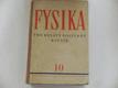 Fysika pro 10. postupný ročník