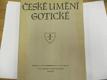 České umění gotické. Sv. 1, Stavitelství a sochařství