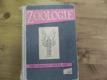 Zoologie pro 11. ročník dvanáctiletých středních škol