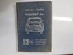 Návod k obsluze osobního automobilu Trabant 601