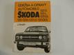 Údržba a opravy automobilů Škoda 105 S, 105 L, 105 GL, 120, 120 L, 120 LS, 120 GLS