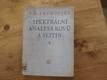 Spektrální analysa kovů a slitin. 1. díl