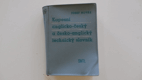 Kapesní anglicko-český a česko-anglický technický slovník