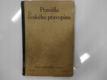 Pravidla českého pravopisu s abecedním seznamem slov a tvarů